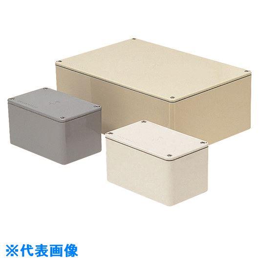 ■未来 防水プールボックス(平蓋)長方形  〔品番:PVP-604035AJ〕[TR-1995186]