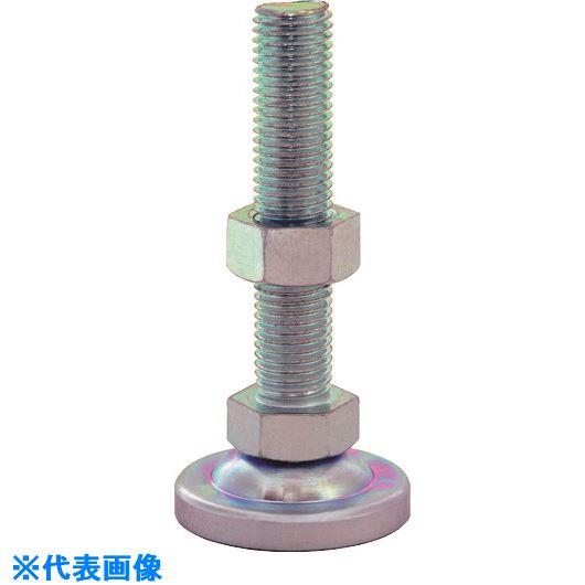 ■コノエ S-V2ドーム型重量物用サンアジャストボルト 30X150  〔品番:S-V2RW〕[TR-2000845]