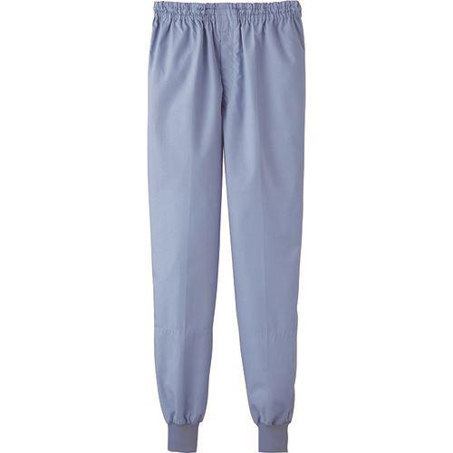 ■サンペックス 男性用パンツ サックス  〔品番:DCP-841-S〕[TR-2006784]