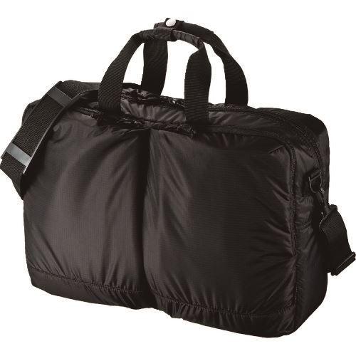 ■SANWA 超軽量3WAYバッグ  〔品番:BAG-SN1BK〕[TR-2010193]「送料別途見積り」・「法人・事業所限定」・「掲外取寄」
