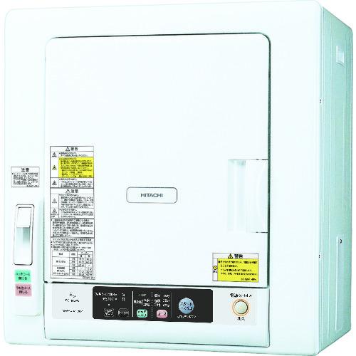 ?日立 衣類乾燥機 乾燥容量6KG 〔品番:DE-N60WV〕[TR-2012098]【大型・重量物・個人宅配送不可】