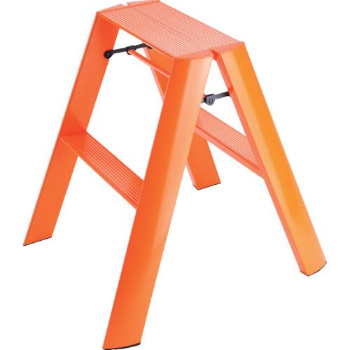 ■ハセガワ ルカーノ 2ステップ オレンジ(16721)  〔品番:ML2.0-2(OR)〕[TR-2013564]【大型・重量物・送料別途お見積り】
