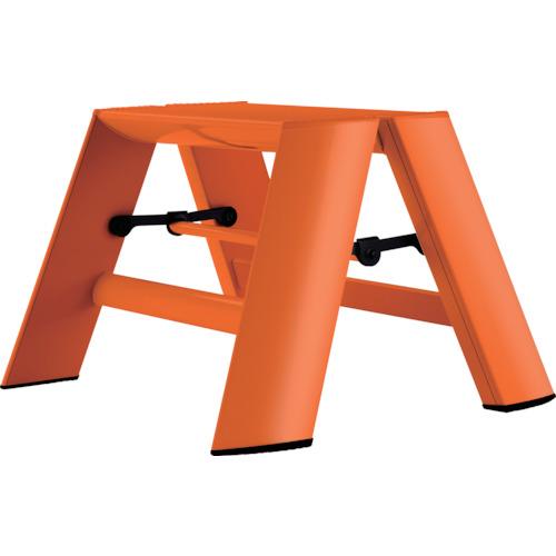 ■ハセガワ ルカーノ 1ステップ オレンジ(17016)  〔品番:ML1.0-1(OR)〕[TR-2013582]【送料別途お見積り】