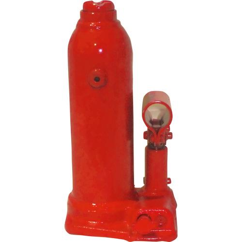 ■マサダ 安全弁付き油圧ジャッキ 2トン HF-2R-V  〔品番:HF-2R-V〕[TR-2027248]