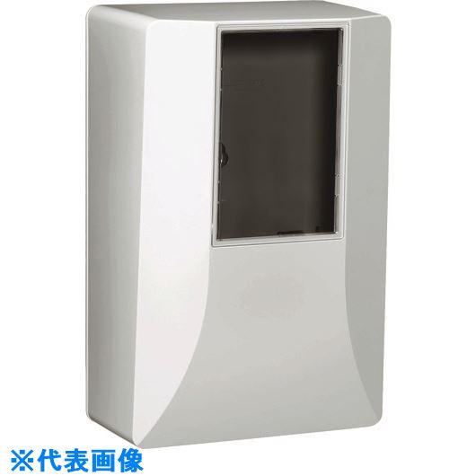 ■未来 電力量計ボックス(スマートメーター用・隠ぺい型)  〔品番:WPS-2S-Z〕[TR-2035794]