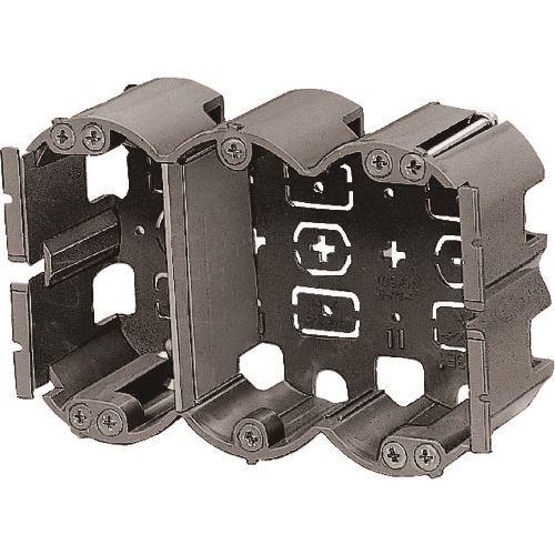 ■未来 SBホルソー用パネルボックス 10個入 〔品番:SBP-3EY〕[TR-2039737×10]