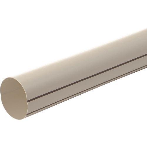■未来 カサバラン管折畳式換気パイプ 8個入 〔品番:PYPK-100J〕[TR-2045990×8]