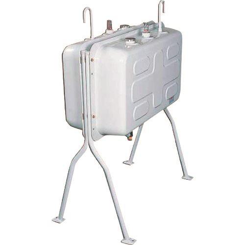 ?ダイケン 屋外用ホームタンク195型 ツインタンク(片面背合せ)タイプ 標準脚 〔品番:HTK195TW〕外直送[TR-2047996]【大型・重量物・送料別途お見積り】