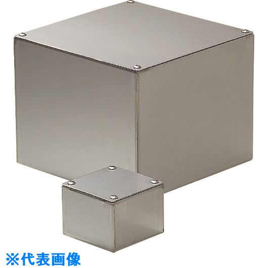 ■未来 ステンレスプールボックス(平蓋)  〔品番:SUP-5030〕[TR-2048279]
