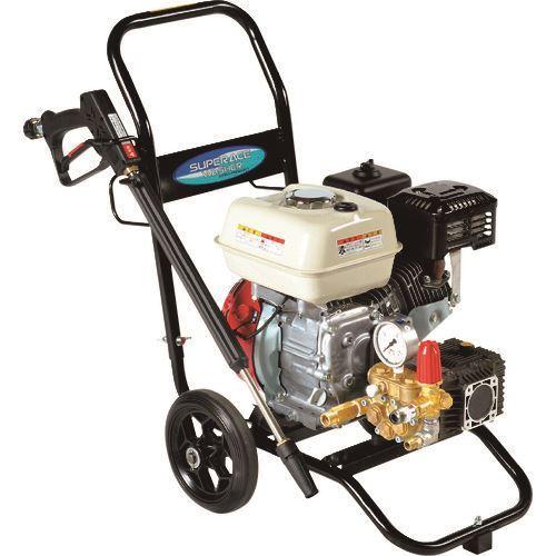 ■スーパー工業 エンジン式高圧洗浄機SEC-1310-2N1  〔品番:SEC-1310-2N1〕[TR-2051133][送料別途見積り][法人・事業所限定][外直送]