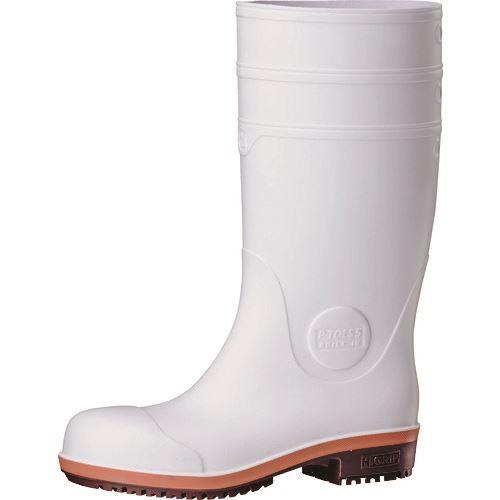 ■ミドリ安全 安全長靴 プロテクトウズ5 PHG1000スーパー ホワイト 23.5CM  〔品番:PHG1000SP-W-23.5〕[TR-2054177]