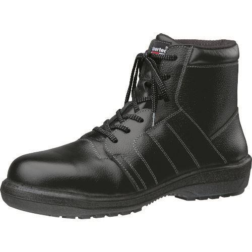 ■ミドリ安全 ラバー2層底安全靴 ラバーテック RT722N 25.5CM  〔品番:RT722N-25.5〕[TR-2054194]