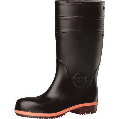 ■ミドリ安全 安全長靴 プロテクトウズ5 PHG1000スーパー ブラック 29.0CM  〔品番:PHG1000SP-BK-29.0〕[TR-2054217]