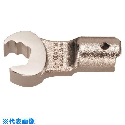■トーニチ 切り欠きスパナヘッド形交換ヘッド  〔品番:SH10DX11N〕[TR-2057345]