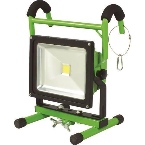 ■日動 充電式LED ハンガーチャージライト  〔品番:BAT-H30W-L1PMSHN〕[TR-2063612]