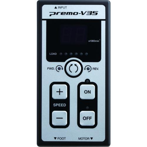 ミニター マイクログラインダー ■ミニモ プレモV35 コントローラー RPMV35C(2073596)