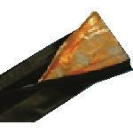 トラスコ中山 電線保護資材 ■TRUSCO 銅箔シールドチューブ 流行のアイテム レールタイプ 80Φ TR-2076418 長さ5m 休み 品番:CPFR80-5