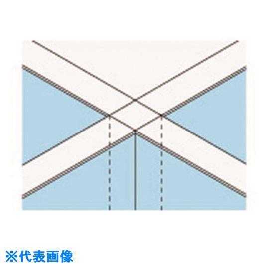 ■プラス TF 十字連結セット高さ同位置 TF-21RP-X W4 (658192)  〔品番:TF-21RP-X〕外直送[TR-2097201]【送料別途お見積り】