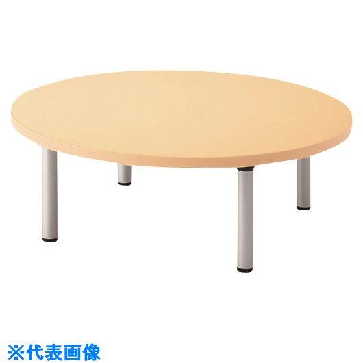 ■プラス 教育施設向け テーブル OE-090HC-32 WM/M4 (617327)  〔品番:OE-090HC-32〕[TR-2098501]【送料別途お見積り】