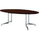 ■プラス WX-J2 会議用大型テーブル WX-JR2400V LM (32251)  〔品番:WX-JR2400V〕[TR-2100311]【大型・重量物・送料別途お見積り】