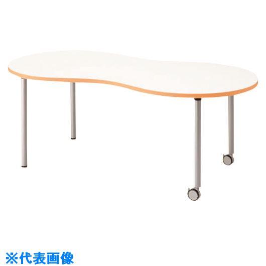 ■プラス 教育施設向け テーブル OE-189HP-64C WS/M4 (617350)  〔品番:OE-189HP-64C〕[TR-2101632]【大型・重量物・送料別途お見積り】