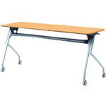 ■プラス ルアルコ 会議テーブル XT-520 WM (606431)  〔品番:XT-520〕[TR-2103394]【大型・重量物・送料別途お見積り】