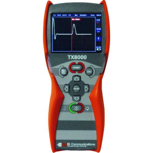 ■グッドマン TDRケーブル測長機TX8000  〔品番:TX8000〕[TR-2103695]