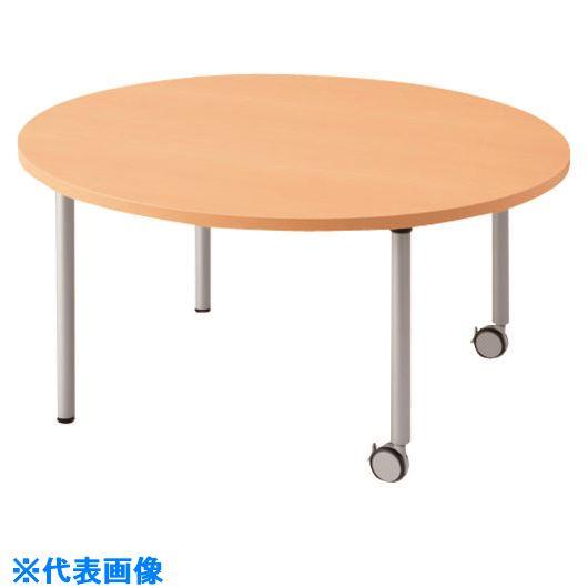 ■プラス 教育施設向け テーブル OE-120HC-64C WM/M4 (617331)  〔品番:OE-120HC-64C〕[TR-2104762]【大型・重量物・送料別途お見積り】