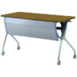 ■プラス ルアルコ 会議テーブル XT-420MWTN T2 (606598)  〔品番:XT-420MWTN〕[TR-2108153]【大型・重量物・送料別途お見積り】