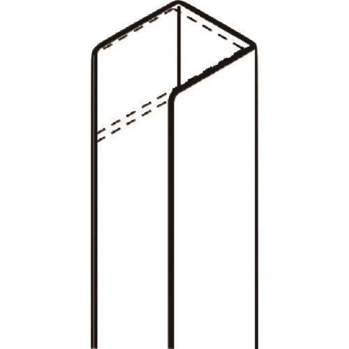 ■プラス TF 壁固定レール TF-17CK W4 (658303)  〔品番:TF-17CK〕[TR-2108276]【送料別途お見積り】