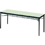 ■プラス YB2 会議テーブル YB-620 LGY/BK (660268)  〔品番:YB-620〕[TR-2114123]【送料別途お見積り】