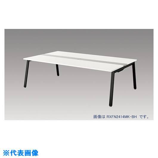 人気新品入荷 ?ナイキ 大型ベンチテーブル (基本型) (両面タイプ) [品番:RXFN1414KBH][TR-2142382][送料別途見積り][法人・事業所限定][直送], GEO style f02fbf90
