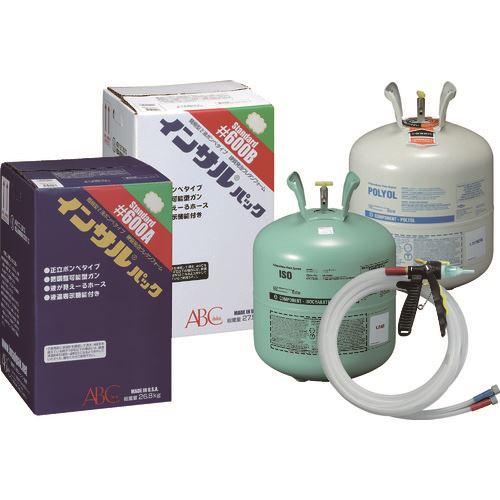 ■ABC 二液型簡易発泡ウレタン(スタンダードタイプ)IP600  〔品番:IP600〕[TR-2150948]