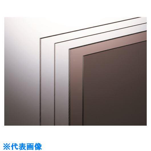 ■光 ポリカ板透明900×1400MM2枚入厚み調整材入 3Pk入 〔品番:KPAC1493-1S〕[TR-2178041×3]【大型・重量物・個人宅配送不可】