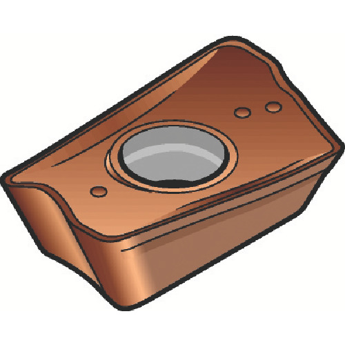 ■サンドビック コロミル390用チップ 1025《10個入》〔品番:R390-17〕[TR-2272431×10]