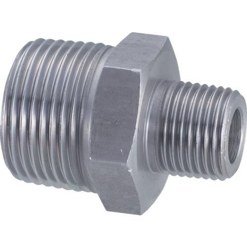 優先配送 フジトク 高圧継手 ■フジトク 径違い6角ニップル 毎日がバーゲンセール 異形 炭素鋼 32A×25A TR-2289989 品番:6N-PT-32AX25A