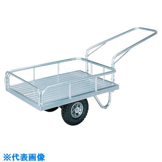 ■昭和 HC型アルミコンテナカー  〔品番:HC-2S〕[TR-2394545]【大型・重量物・個人宅配送不可】
