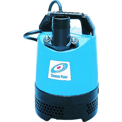 ■ツルミ 一般工事排水用水中ハイスピンポンプ 60HZ 口径50MM 単相100V  〔品番:LB-480〕[TR-2413914]