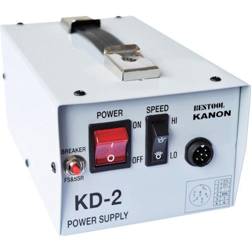 ■カノン 電動ドライバ-用(2KD・5KD用)トランス〔品番:KD-2〕[TR-2503140]