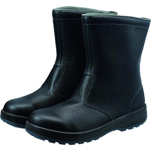 ■シモン 安全靴 半長靴 SS44黒 27.5CM〔品番:SS44-27.5〕[TR-2528959]