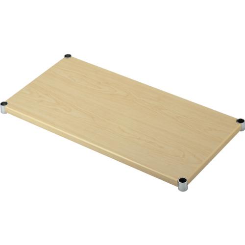 ■TRUSCO スチール製メッシュラック用木製棚板 892X594  〔品番:MEW-36S〕[TR-2565943]【大型・重量物・個人宅配送不可】