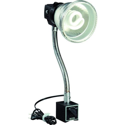 ■ハタヤ 蛍光灯マグスタンド 18W蛍光灯付 電線1.6M マグネットスタンド付  〔品番:MF-15M〕[TR-2762471]