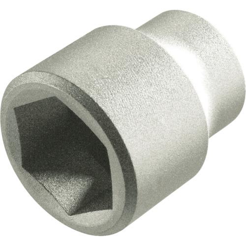 ■AMPCO 6角ソケット差込角1/2インチ用 二面幅寸法18MM〔品番:AMCSS-1/2D18MM〕[TR-2804158]