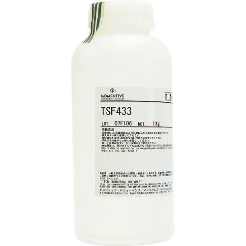 ■モメンティブ 耐熱用シリコーンオイル  〔品番:TSF433-1〕[TR-2812398]