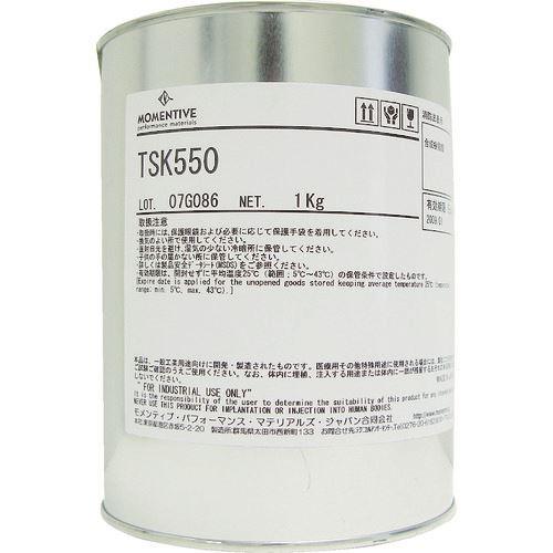 ■モメンティブ 電気・絶縁用シリコーンオイルコンパウンド〔品番:TSK550-1〕[TR-2812444]