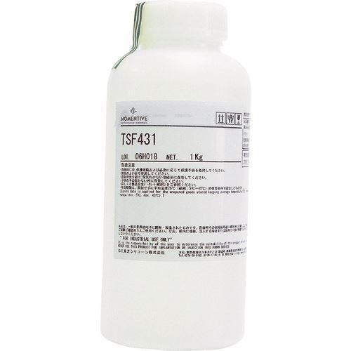 ■モメンティブ 耐寒用シリコーンオイル  〔品番:TSF431-1〕[TR-2812452]