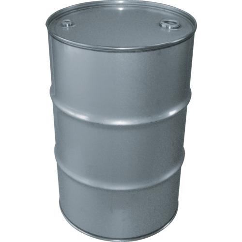 ■JFE ステンレスドラム缶クローズド〔品番:KD-100〕[TR-2919087]【大型・重量物・個人宅配送不可】