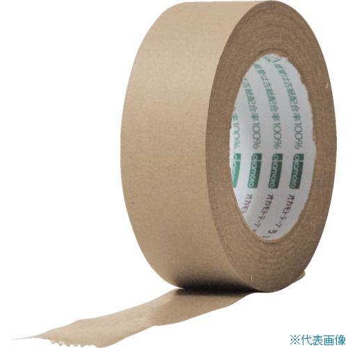 ■オカモト 無包装ラミレスクラフトテープ《50巻入》〔品番:2240-48〕[TR-2930111×50]