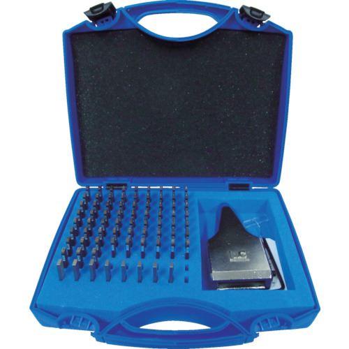 ■浦谷 ハイス精密組合刻印 Aセット2.5mm (1S=1箱)  〔品番:UC-25AS〕[TR-2940299]