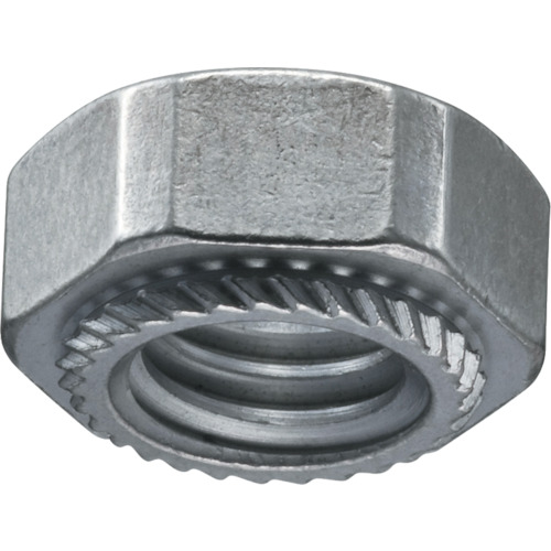 ■POP カレイナット/M4、板厚0.8ミリ以上、S4-07 (1000個入)〔品番:S4-07〕[TR-2944332]